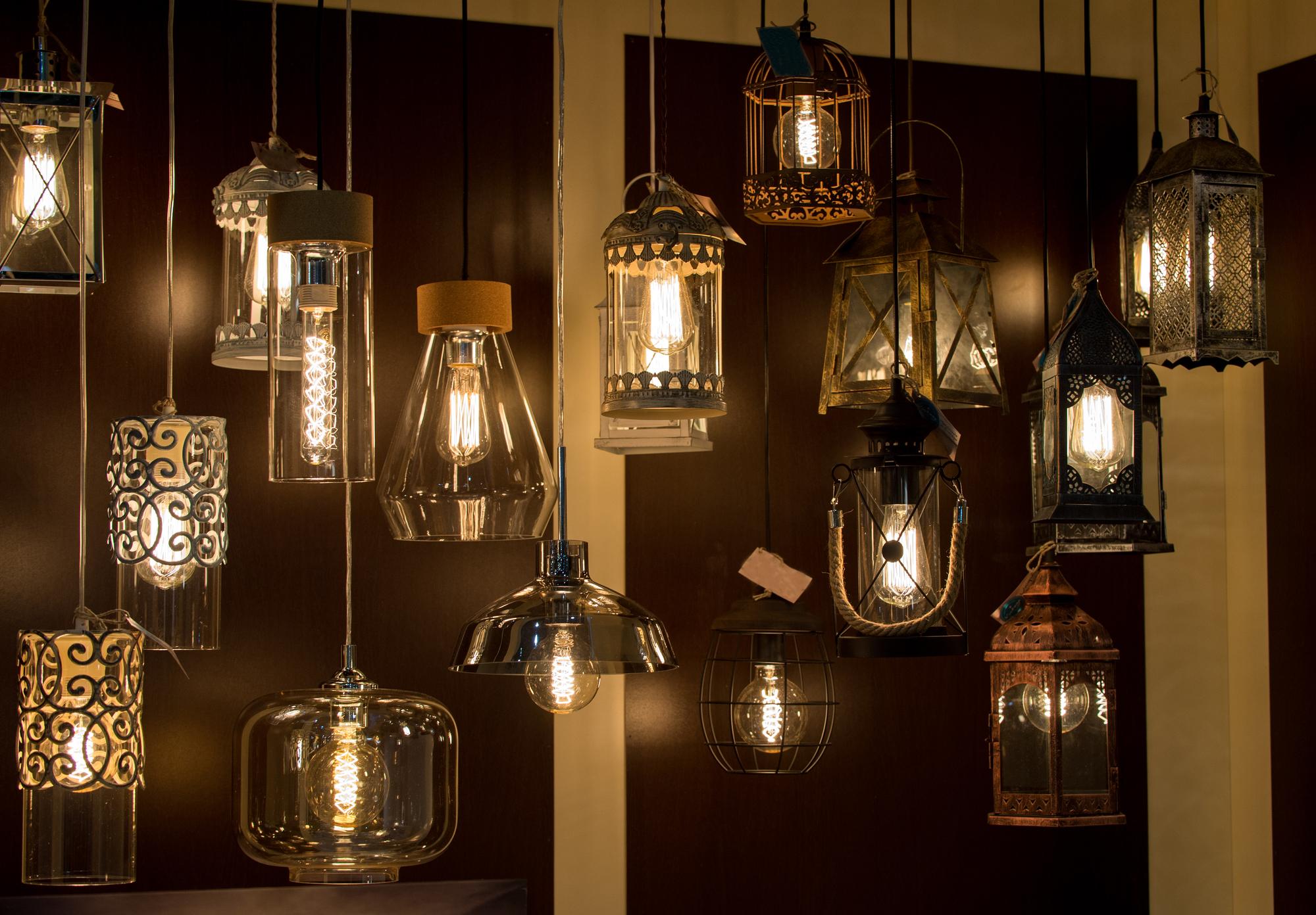 Retro lamper – til det moderne hjem